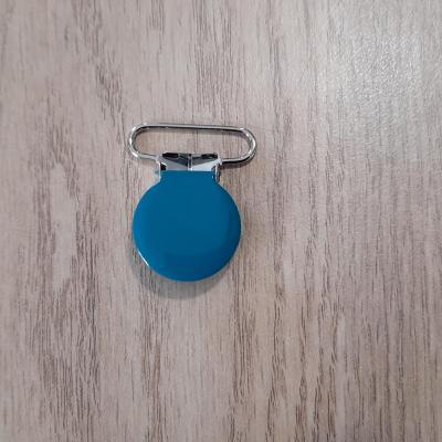 Attache bleu