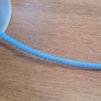 Cordon anorak bleu ciel 2