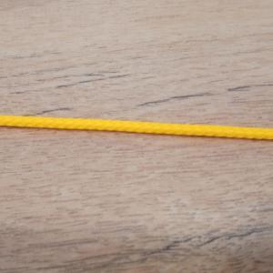 Cordon anorak jaune 1