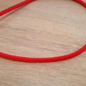 Cordon anorak rouge 0 55