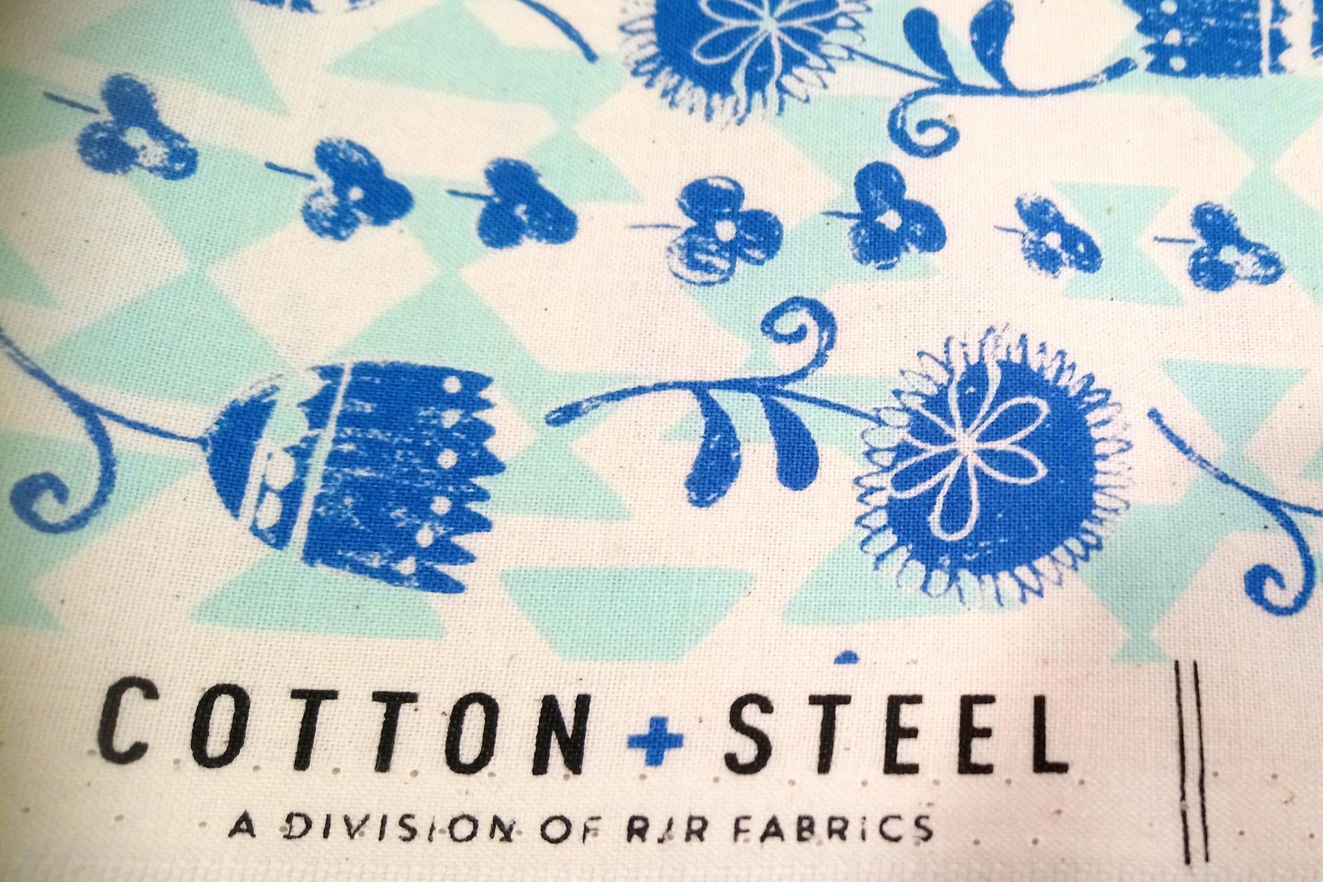 Coton mori cotton steel 4