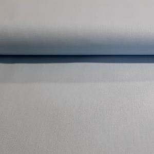 Coton popelin bleu layette 2