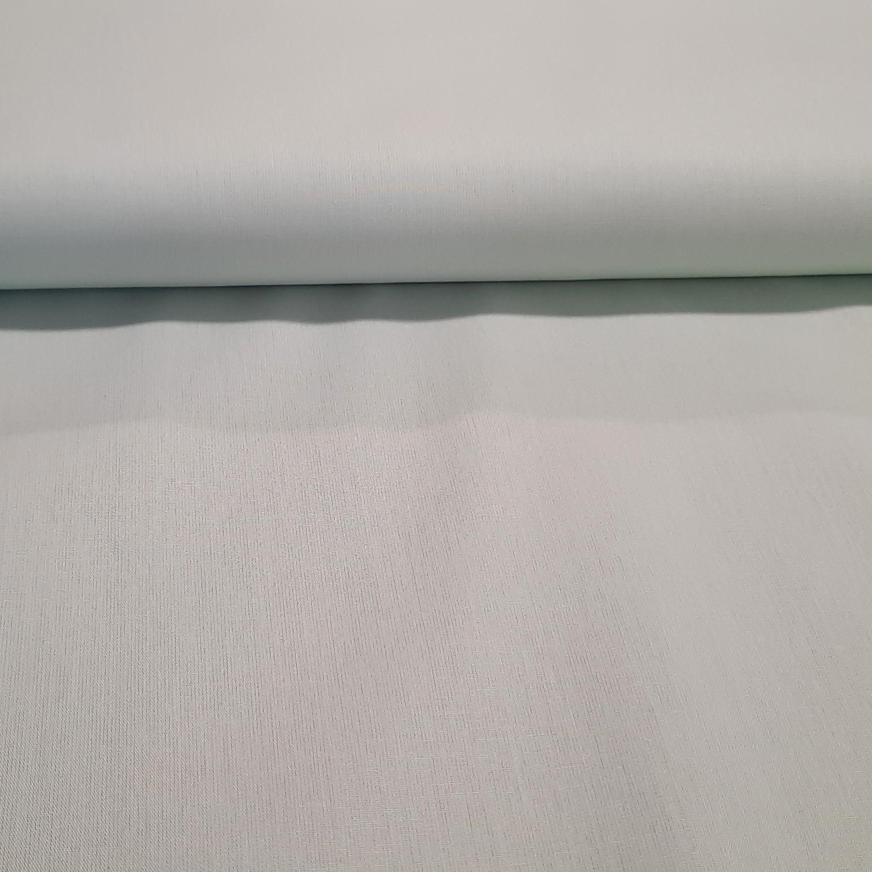 Coton popelin menthe 2