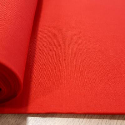 Coton popelin rouge 2