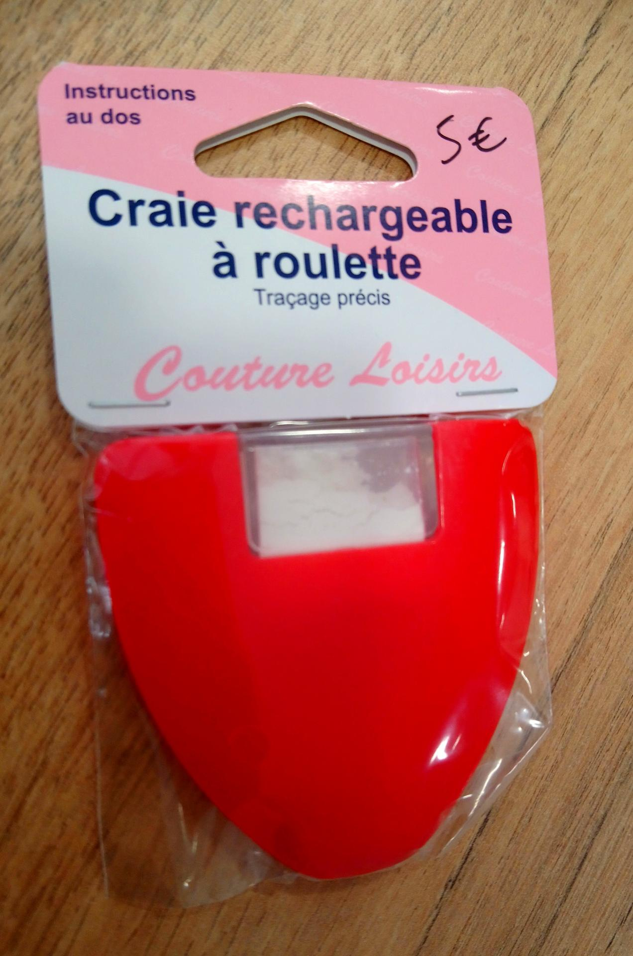 Craie rechargeable