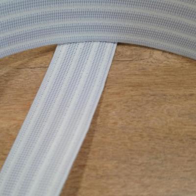 Elastique calecon 4 cm blanc 2