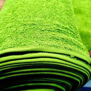 Eponge vert mousse