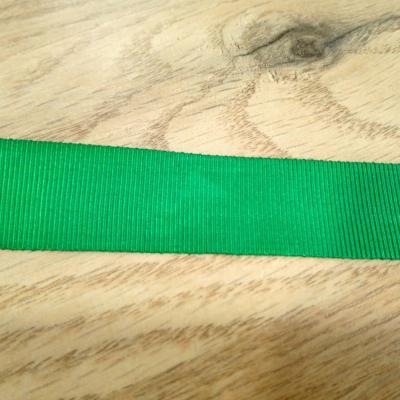 Gros grain vert 1