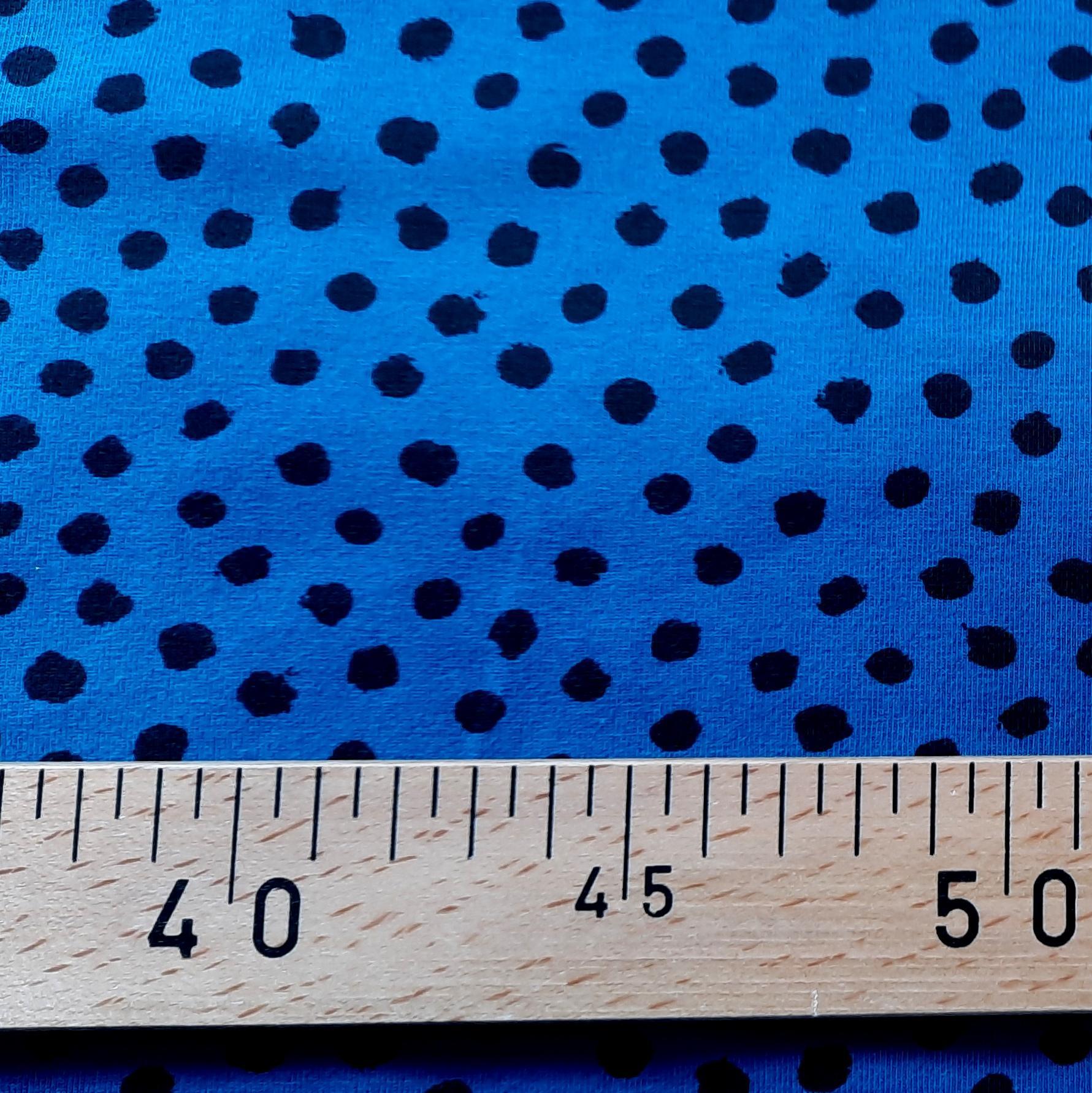 Jersey bleu petrole 3