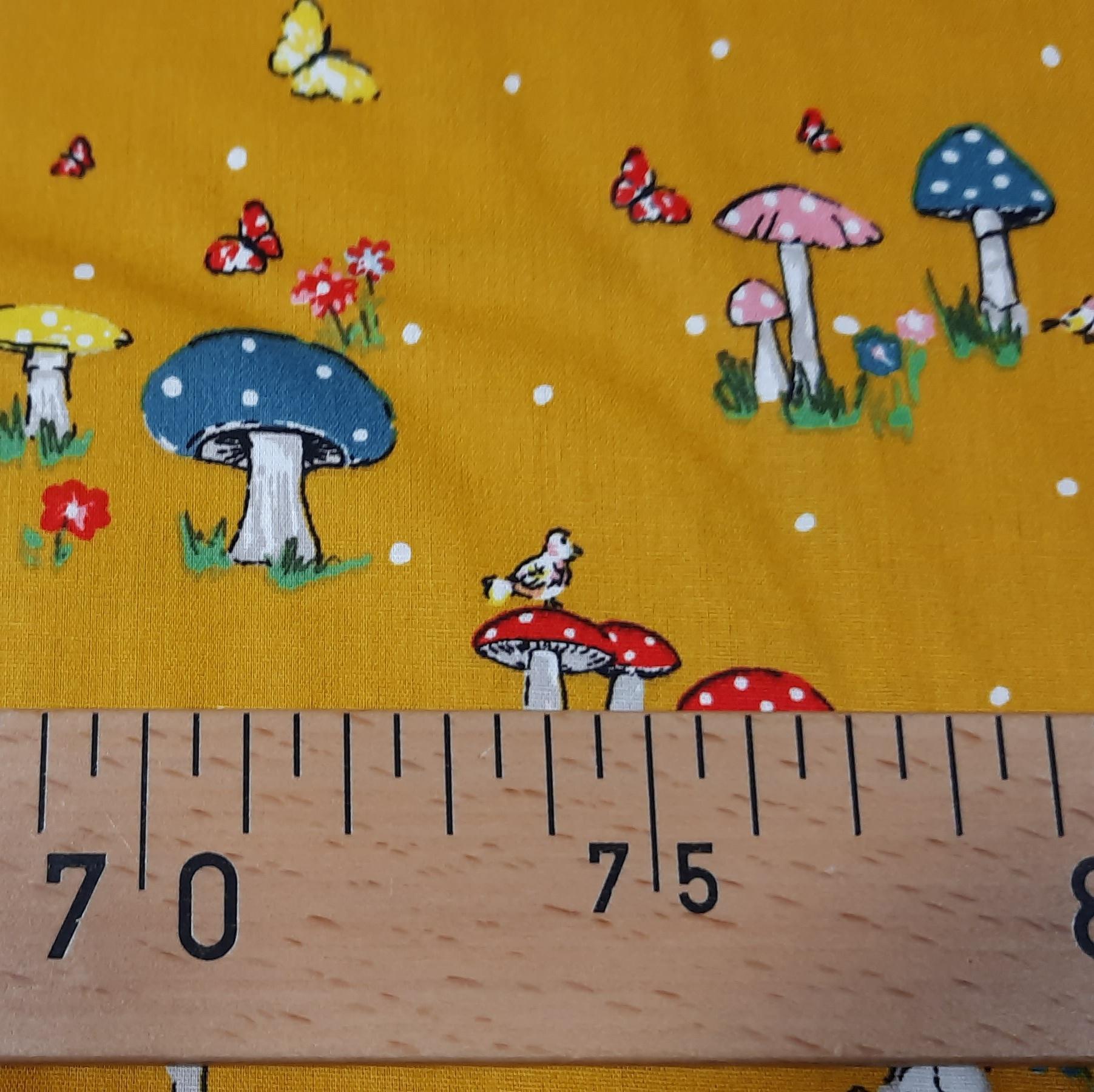 Mushroom village 3