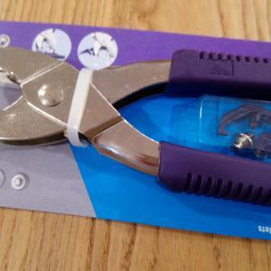 Pince violet 2