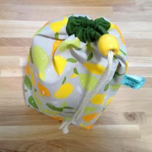 Pochon citron