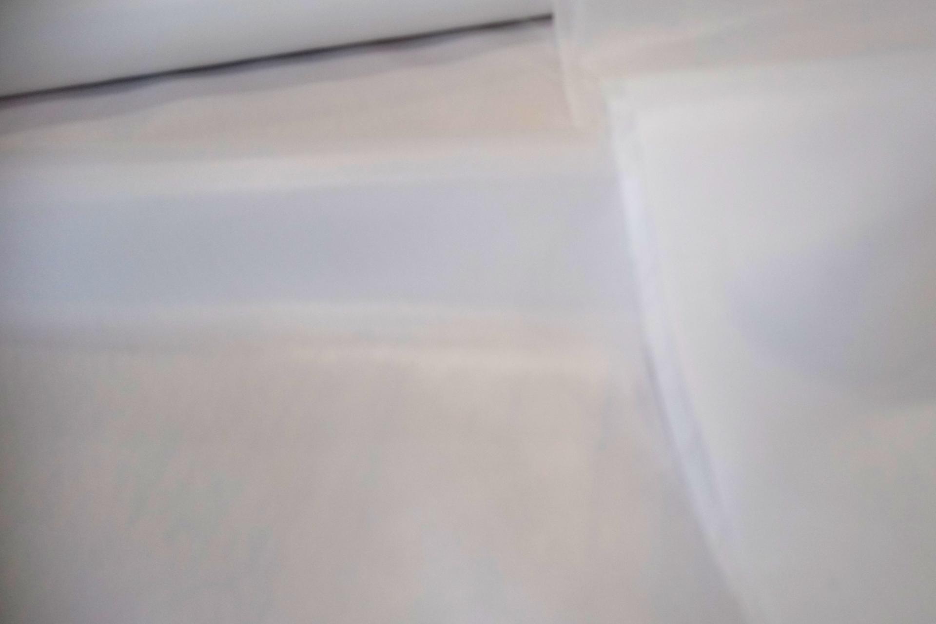 Polyester blanc