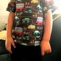 T shirt sophie 2