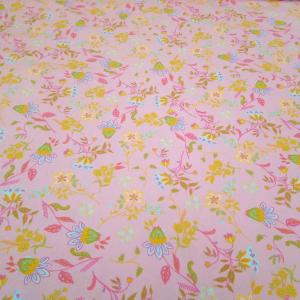 Tissu 9 lovely flower c 7 90