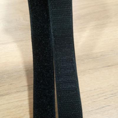 Velcro noir