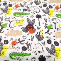 Wild animals 1 coton