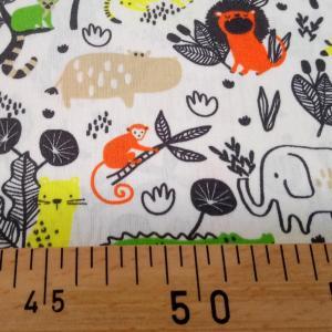 Wild animals 3 coton
