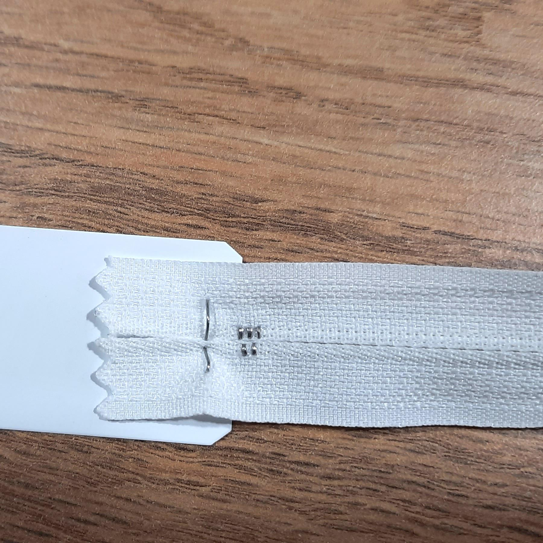 Zip 60 robe blanche
